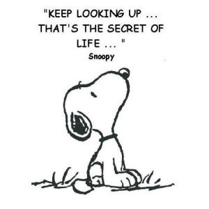 TAOLife-Snoopy-Keep-looking-up-thats-the-secret-of-life